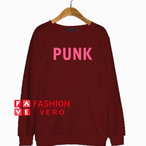 Punk Logo Sweatshirt