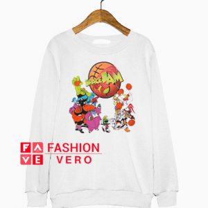 Space Jam Jump Ball Sweatshirt