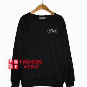 Whole Sweatshirt
