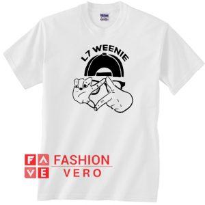 Sandlot L7 Weenie Unisex adult T shirt