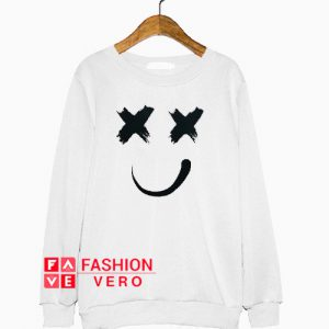 Smiley X Eye Sweatshirt
