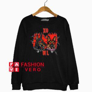 The Weeknd x Warren Lotas XO Capsule Sweatshirt