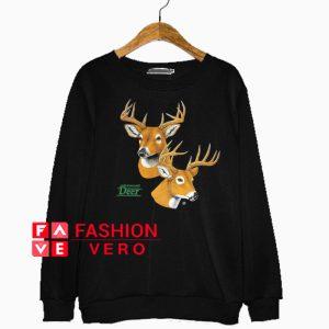 Whitetail Deer Buck Sweatshirt