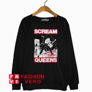 Adventure Time Scream Queens Poster Sweatshirt