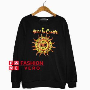 Alice In Chains Sun Sweatshirt