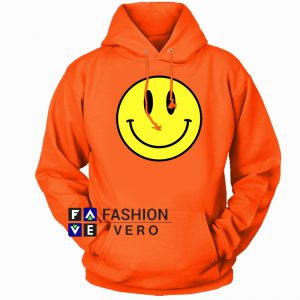 Smiley Face HOODIE - Unisex Adult Clothing