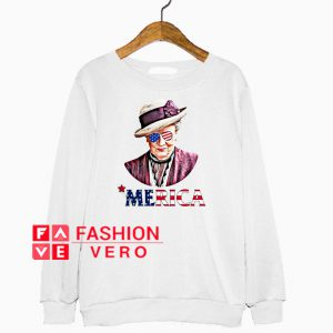 Violet Crawley Independence day merica Sweatshirt