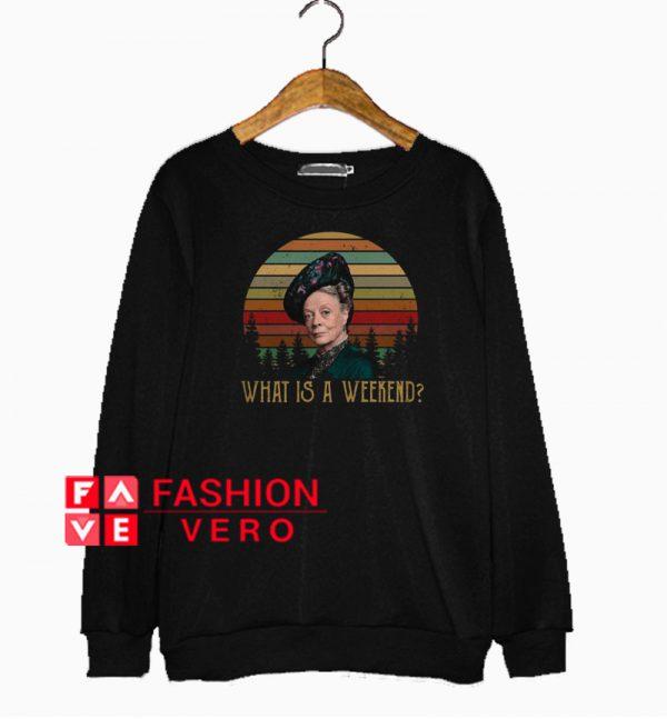 Violet Crawley what is a weekend vintage Sweatshirt