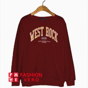 West Rock Varsity Sweatshirt