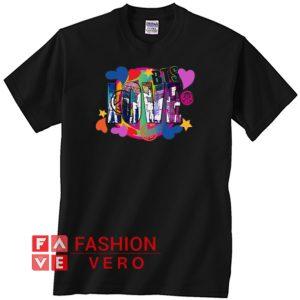 BTS Peace Sign Unisex adult T shirt