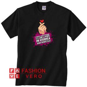 K-Pop fan love Unisex adult T shirt