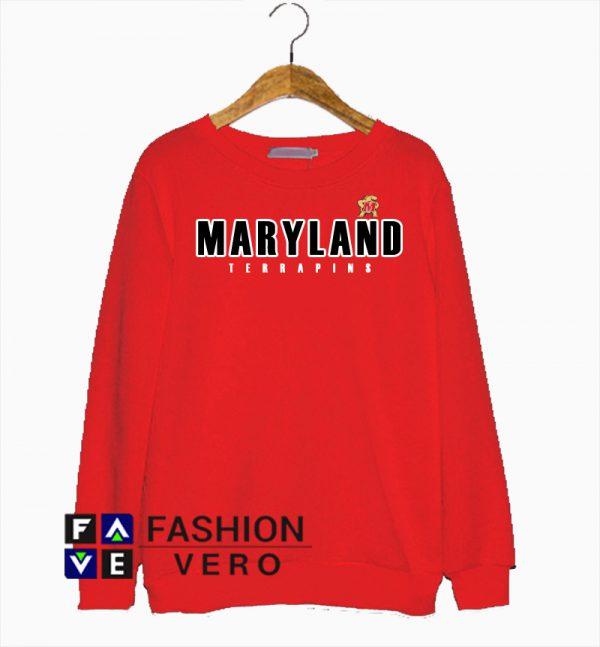 Maryland Terrapins Sweatshirt