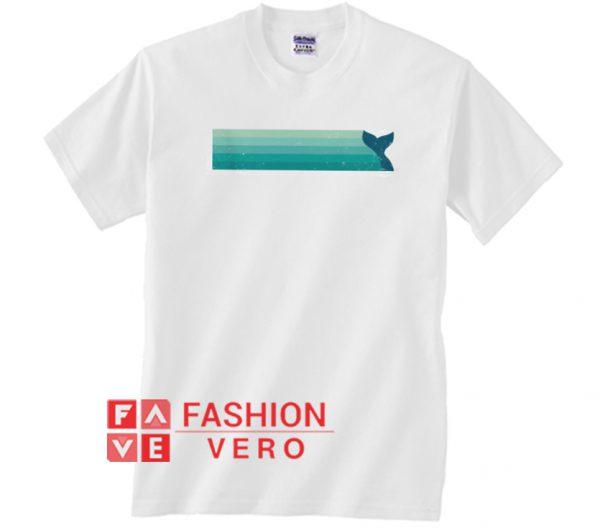 Mermaid Tail Unisex adult T shirt