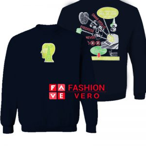 NTS x Brain Dead February Show Sweatshirt