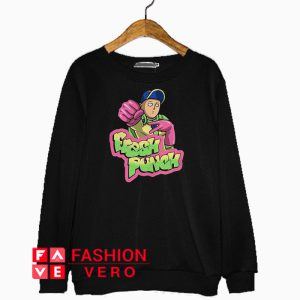 One Punch Man Saitama fresh punch Sweatshirt