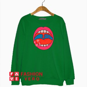 Open Mouth Sweatshirt