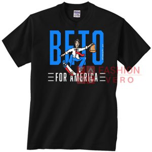 Skating Beto for America Unisex adult T shirt