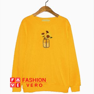 Sunflower Bottle Sweatshirt