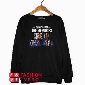 Thank you for the memories 1967 2019 Beth Chapman Sweatshirt