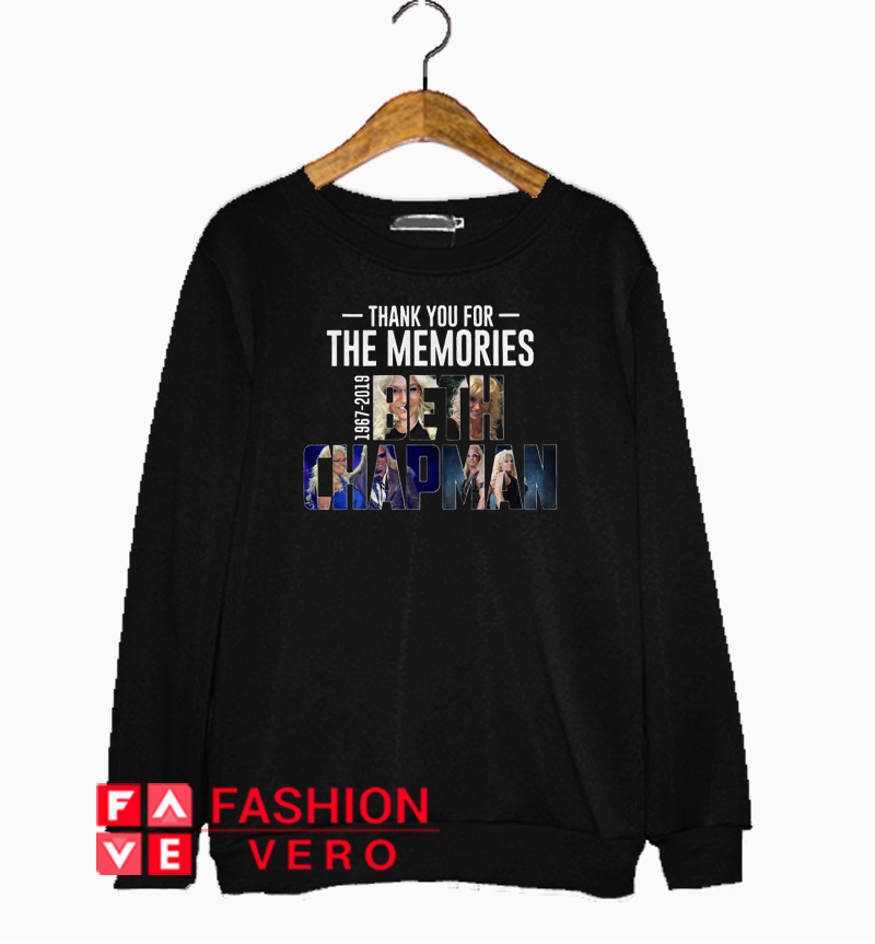 Beth Chapman Thank You For The Memories T-Shirt