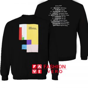 The 1975 Abiior Tour Sweatshirt
