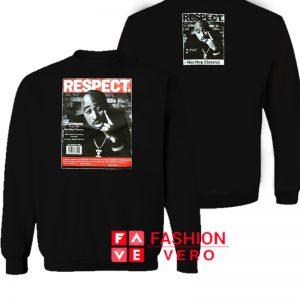 Tupac Shakur Respect Sweatshirt