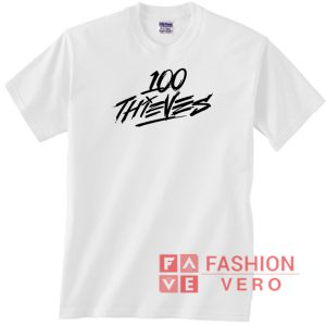 100 Thieves Logo Unisex adult T shirt