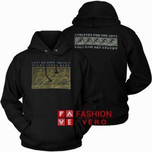 1997 Kilauea Volcano Wilderness Runs HOODIE - Unisex Adult Clothing