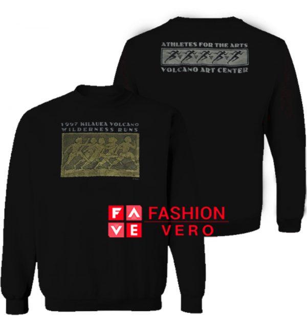 1997 Kilauea Volcano Wilderness Runs Sweatshirt