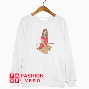 Abella Danger Cartoon Sweatshirt
