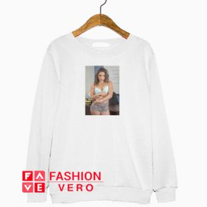 Abella Danger Sexy Photo Sweatshirt