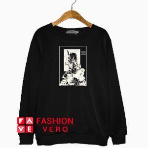 Anime Gore Hiroshi Was Killed Sweatshirt