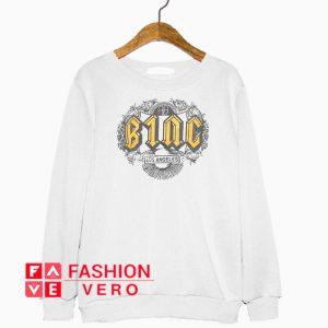 Anine Bing Ink Printed Sweatshirt
