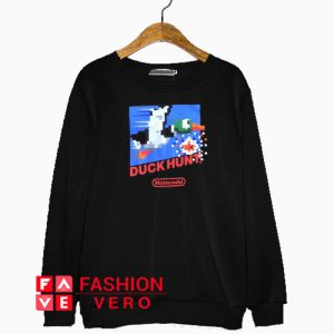 Nintendo Duck Hunt Sweatshirt
