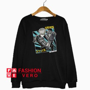 One Punch Man Genos Sweatshirt