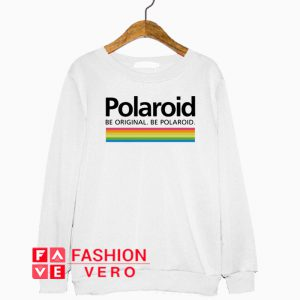 Polaroid Be Original Be Polaroid Sweatshirt