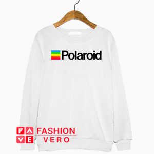 Polaroid Logo Sweatshirt