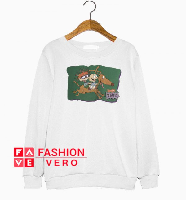 RUGRATS Officially Licensed 1993 Sweatshirt