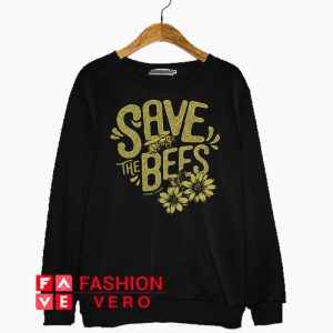 Save The Bees Vintage Sweatshirt