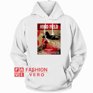 Skateboarding Alien workshop Mind Field poster HOODIE - Unisex Adult Clothing