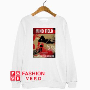 Skateboarding Alien workshop Mind Field poster Sweatshirt