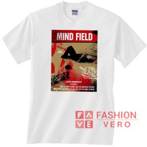 Skateboarding Alien workshop Mind Field poster Unisex adult T shirt