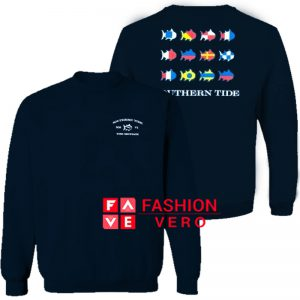 Southern Tide Nautical Flags Performance Sweatshirt