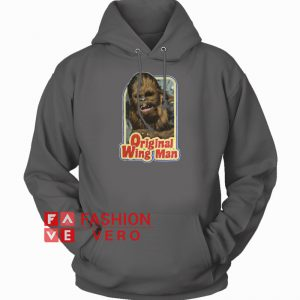 Star Wars Chewie Original Wing Man HOODIE - Unisex Adult Clothing