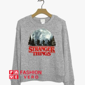 Stranger Things Moon Sweatshirt