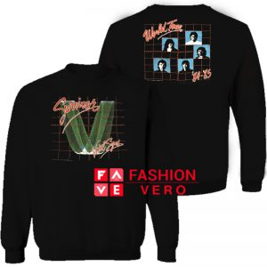 Survivor Vital Signs World Tour 1984-1985 Sweatshirt