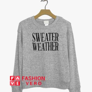 Sweater Weather Logo Sweatshirt