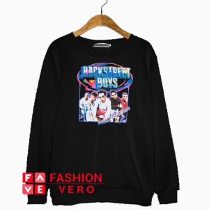 Than Life Backstreet Boys Sweatshirt