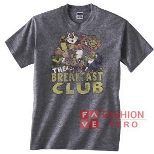 Vintage Kellogg's cereal The Breakfast Club Unisex adult T shirt