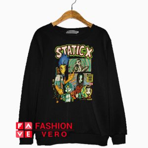 Vintage Static-X Sweatshirt